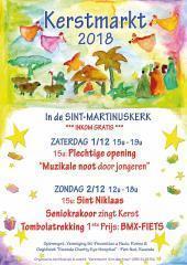Parochie Ronse Be St Martinus Kerstmarkt